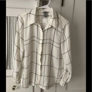 Brand new woman's H & M blouse